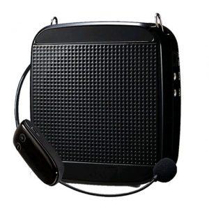 Громкоговоритель с беспроводным UHF микрофоном GID-613