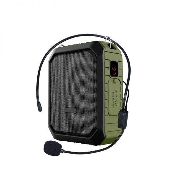 Усилитель речи поясной влагозащищенный GID-800 Bluetooth 4.2