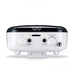Громкоговоритель портативный GID-358 с микрофоном, плеером, радио, эхо