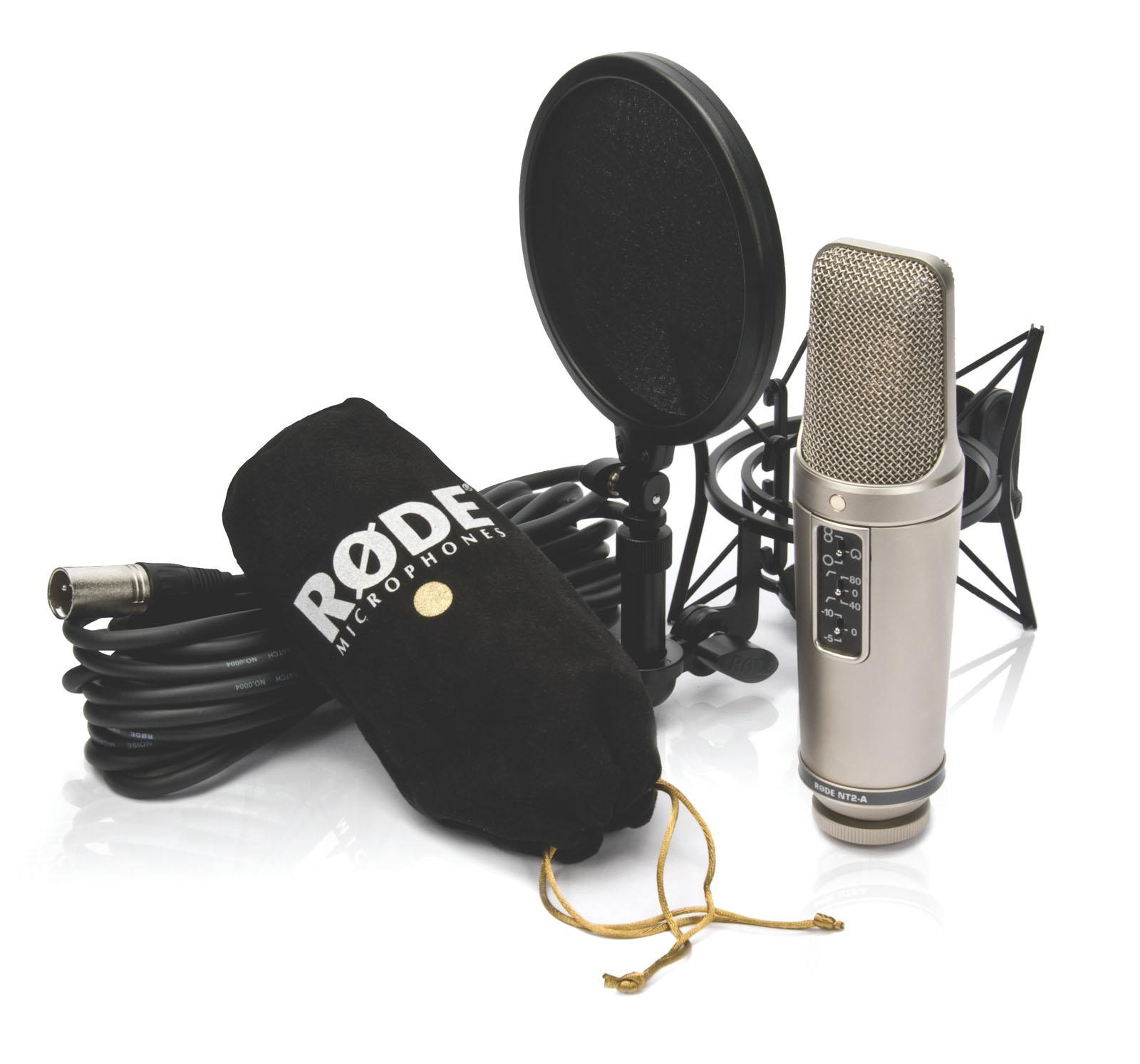 уличный микрофон