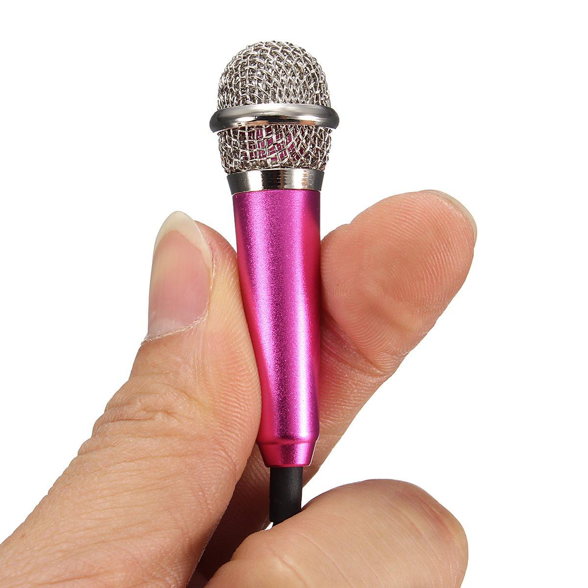 Портативный мини микрофон