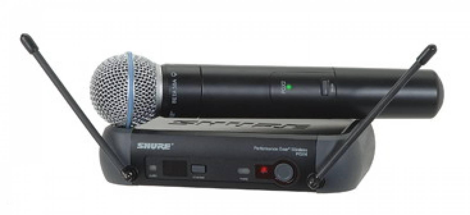 микрофон shure радио