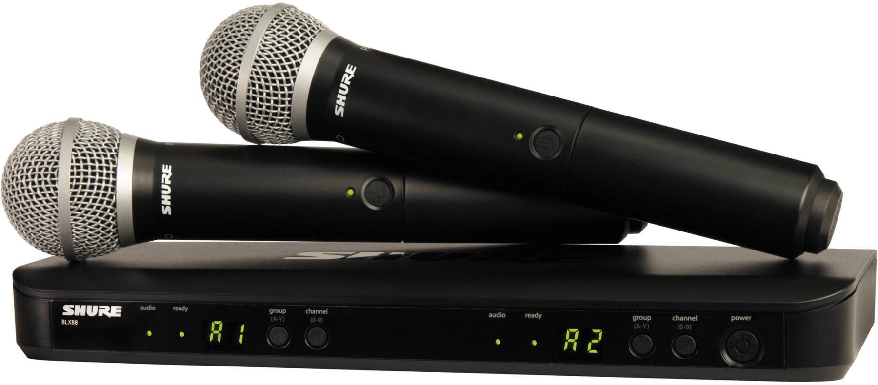 Купить беспроводной микрофон