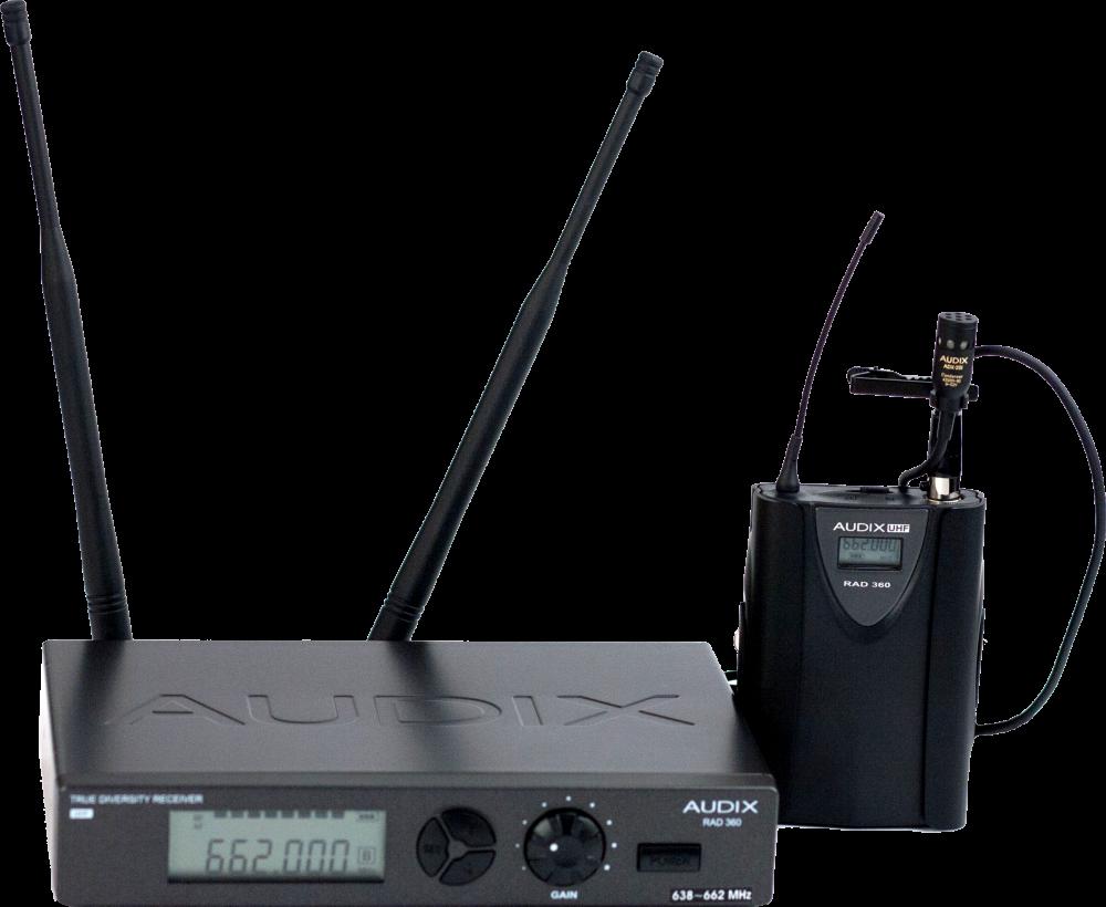 Профессиональные радиомикрофоны